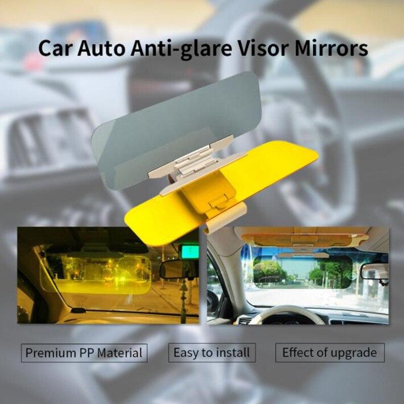 Anti-vertigo Goggles For HD Automobile Sunshade For Peugeot 206 207 208 307 307s 308 308s 406 407 508 2008 3008 Car Accessories