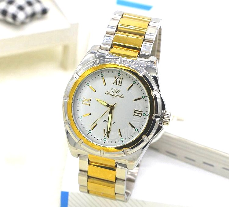 chaoyada relogios masculinos 2016 Luxury Brand Watch Men Fashion Watch Quartz Business Casual Wristwatch Men Watch