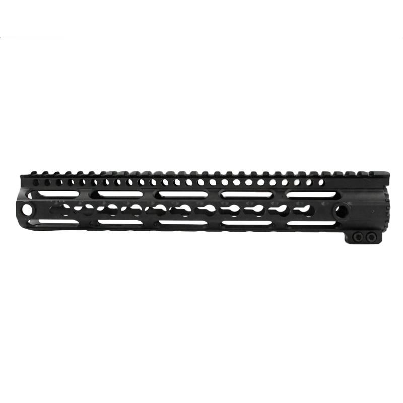Hunting Tactical 7'' 9'' 10.2'' 12.2'' 15.25'' Handguard Keymod Rail System for Airsoft AEG