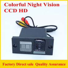 CCD HD night vision wide angle car rear camera  sony ccd for HYUNDAI H1 GRAND STAREX parking assist