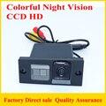 Visión CCD HD noche visión trasera del coche granangular cámara ccd de sony para HYUNDAI H1 STAREX de asistencia para estacionarse