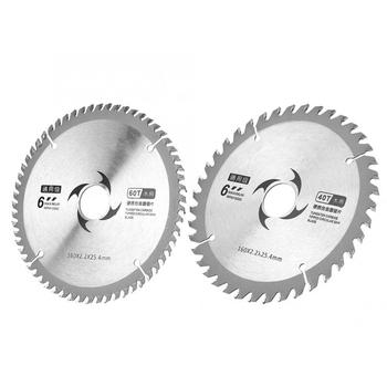 цена на Saw blade 6inch Professional Alloy Tooth Saw Blade Woodworking Cutting Disc Wheel Cutter Wood cutting disc