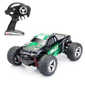 Image 3 - RC سيارة 1:20 4WD عالية السرعة على الطرق الوعرة التحكم عن بعد سيارة 45 km/h 2.4 GHz جميع التضاريس راديو التحكم سباق شاحنة كبيرة 1500 mAh