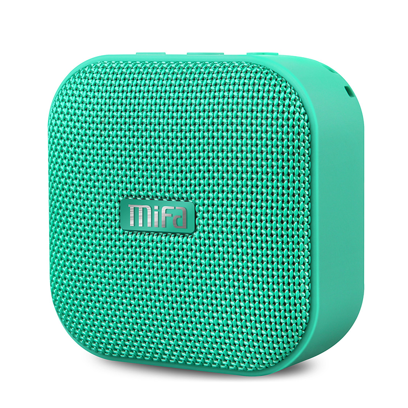 Mifa Mini Portable Wireless Bluetooth Speaker IPX6 Waterproof Handfree Stereo Music Phone Speaker Portable Outdoor Hike Speaker
