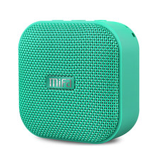 Mifa Mini Portable Wireless Bluetooth Speaker IPX6 Waterproof Handfree Stereo Music Phone Speaker Portable Outdoor Hike Speaker(China)