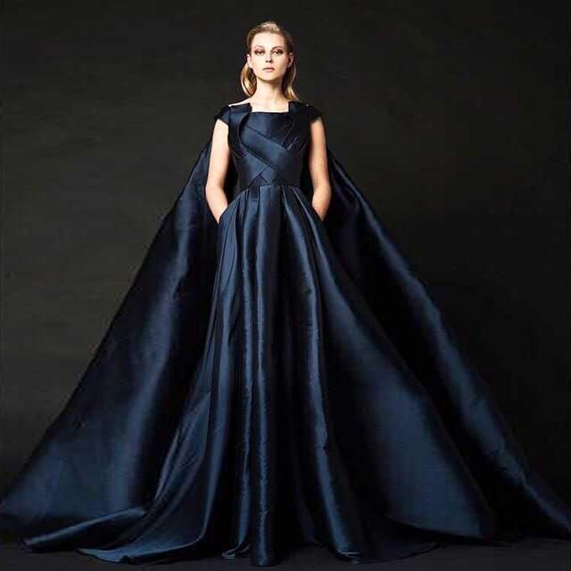 Fashion Couture New Designer Dresses 2016 Women High Quality Avond ...