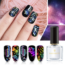 BRON PRETTY 6ml Nail Foil Glue Clear Star For Foils Transfer Paper Manicure