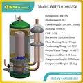 10.8KW wärmepumpe kompressor können produzieren 226L/H warmwasser und geeignet für 77sqm fußbodenheizung von flache