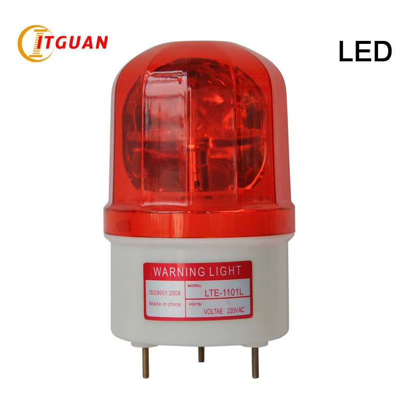 LTE-1101L Security Warning Light Seismic LED Bulbs1W DC12V/24V Signal Situable For Lathes/Construction Sites/workshops BeaconLTE-1101L Security Warning Light Seismic LED Bulbs1W DC12V/24V Signal Situable For Lathes/Construction Sites/workshops Beacon