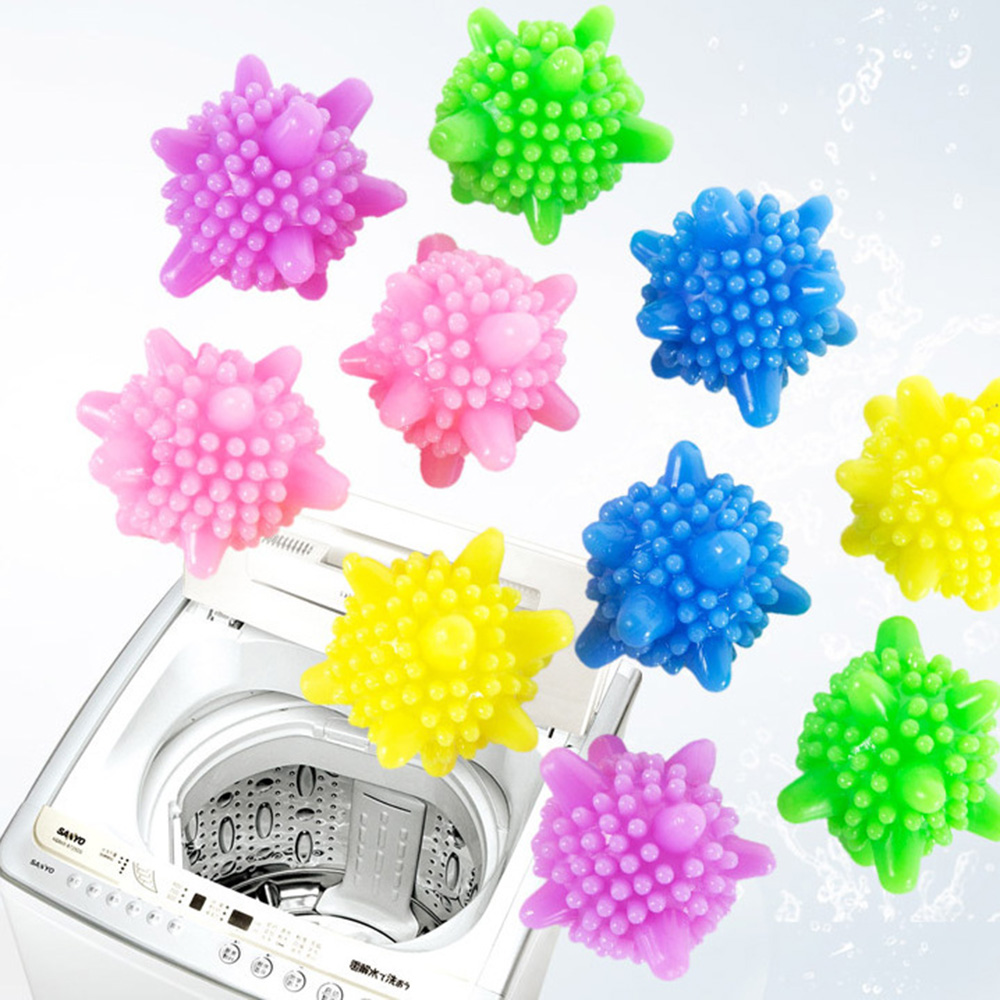 Magic Laundry Ball Household Washing Machine Starfish Solid Cleaning Super Strong Decontamination