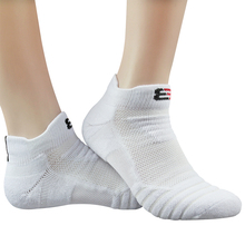 Super Elite Professional Sports Socks Unisex Fitness Running Gym Coolmax Summer Soft Sock