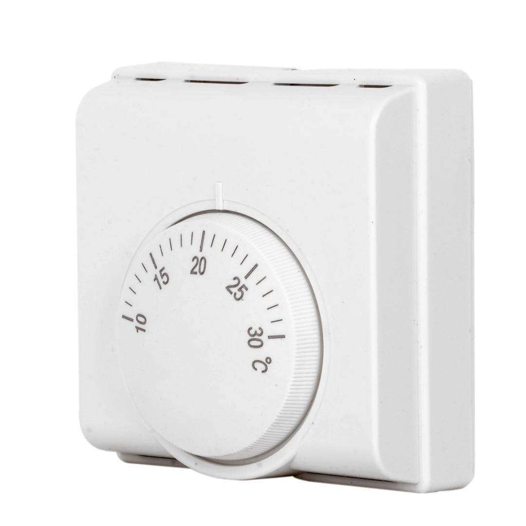 все цены на 1pc 10-30 Degree Room Temperature Controller Thermostat Room Floor Heating Thermostat for Home Temperature Controller онлайн