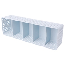Underwear Organizer Storage Box Bra Socks Drawer Cosmetic Divider Tidy 5 Cells