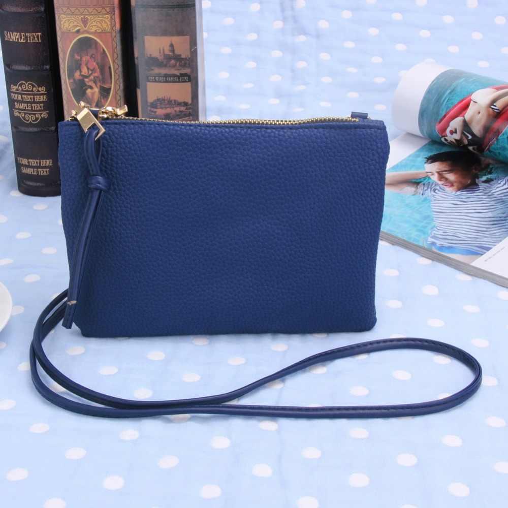 Frauen PU Leder Schulter Taschen Weibliche Geldbörse Handtaschen Mädchen Kinder Damen Mini Umhängetasche Vintage Kleine Mini Klappe Bolsos