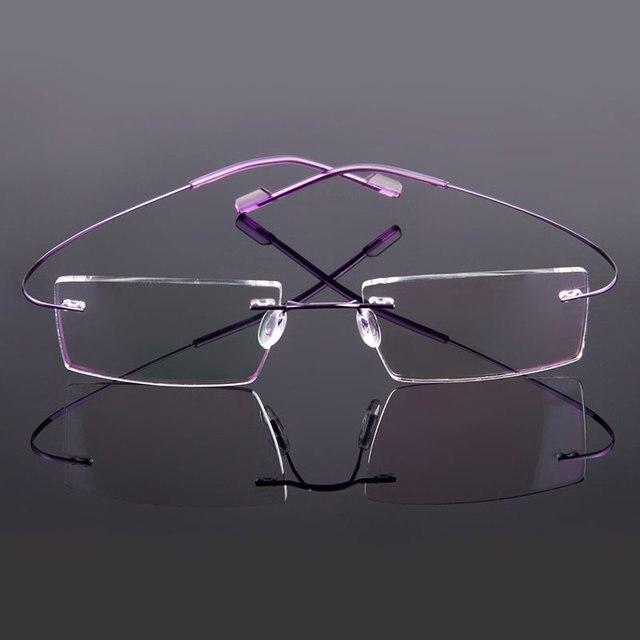 Gmei Optical Rimless Glasses  4
