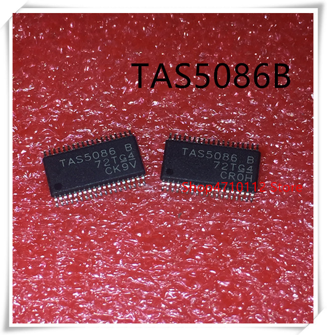 NEW 10PCS LOT TAS5086DBTR TAS5086B TAS5086 TSSOP 38 IC