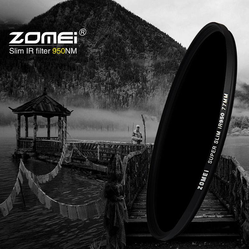 Filtro Ir Infrarrojo ZOMEi ® 77mm 720nm 72IR