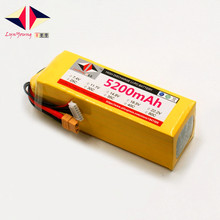 6S 22.2V 5200mAh 40C LYNYOUNG AKKU lipo battery RC airplane Quadrotor Helicopter