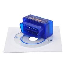 Mini ELM327 Bluetooth ELM 327 OBDII Car Diagnostic Tool OBD2 Code Reader Scanner For Android elm327