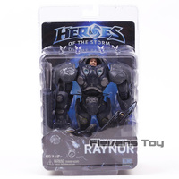 NECA Heros of The Storm Renegade Commander Raynor Figure Toy Collection Model Brinquedos Gift