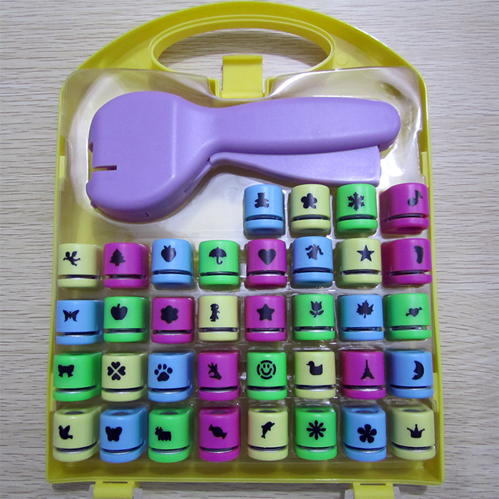 Craft Paper Puncher Crafting