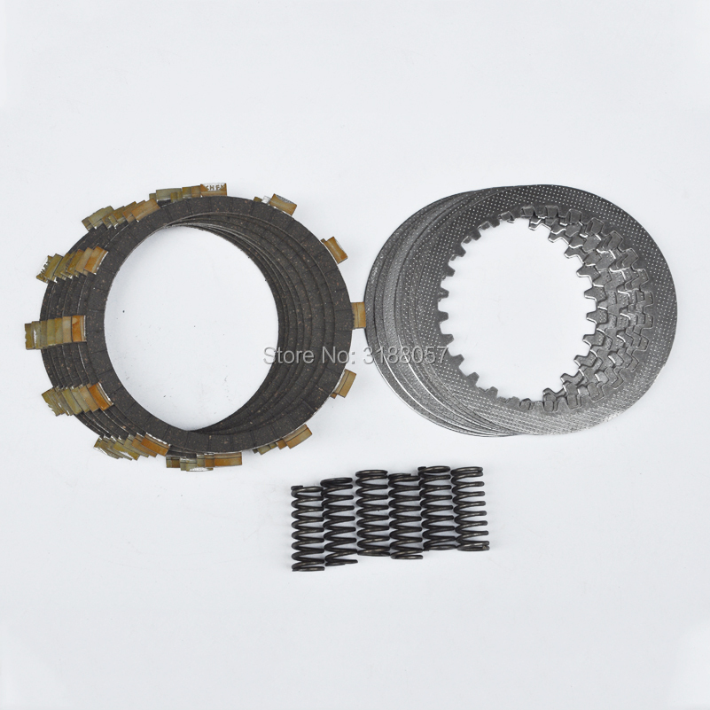 US $23 0 |Tusk Clutch Kit with Heavy Duty Springs for YAMAHA RAPTOR 660  2001 2005 yfm660 yfm660r yfm plates discs NEW on Aliexpress com | Alibaba