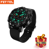Smart Watch Phone Android 5.1 Waterproof Watchs GPS Navigation 1GB + 16GB Memory Smartwatch with Replaceable Strap Wristwatch
