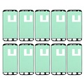10 PCS iPartsBuy for Samsung Galaxy S7 / G930 Front Housing Adhesive