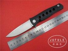 YIDU JUFULE Plegable nueva Dr. Muerte EDC D2 g10 de la lámina al aire libre que acampa del cuchillo de Cocina herramienta de mano de bolsillo táctico cuchillo de la supervivencia