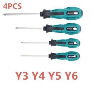 4PCS Y Shape Tri-wing Triangle