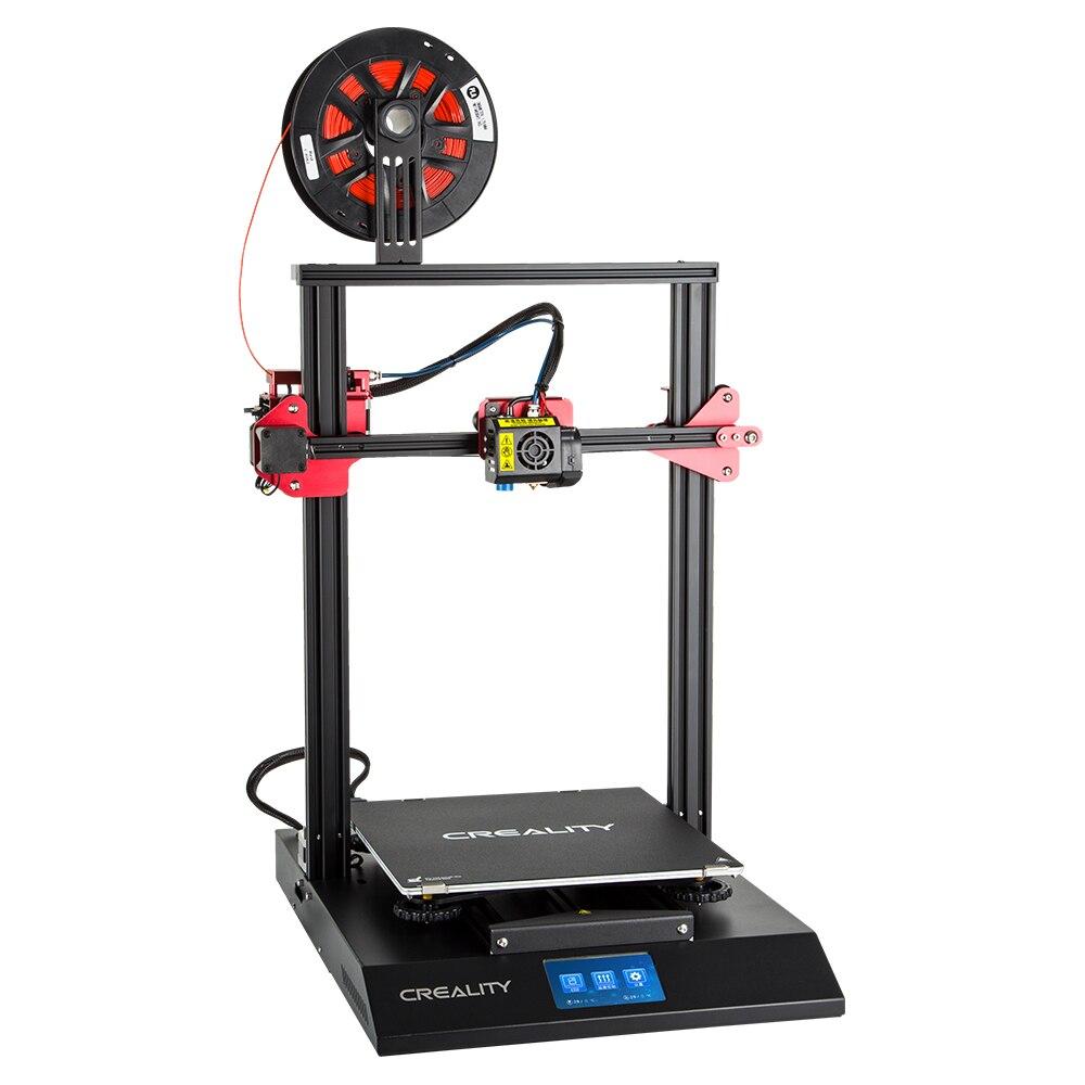 Calor de 400*400 400*400 Milímetros Fdm Impressora Tronxy