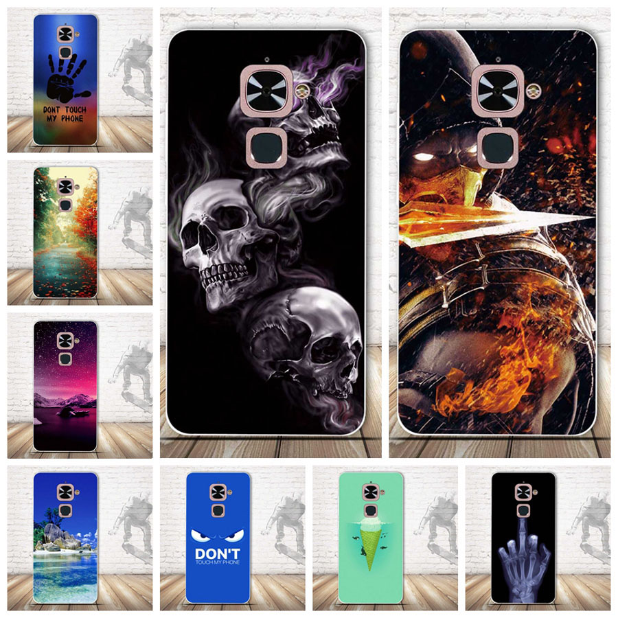 For Leeco Letv <font><b>Le</b></font> <font><b>2</b></font> S3 Le2 Pro Case <font><b>X527</b></font> X620 X626 Cover TPU Silicone Funda 3d Coque For Leeco <font><b>Le</b></font> <font><b>2</b></font> S3 Case 5.5 inch Phone Cases image