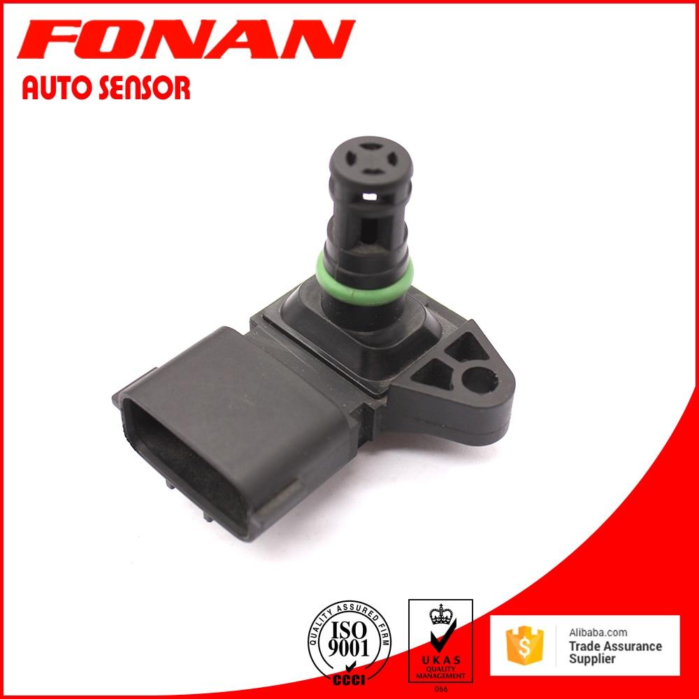 FONAN MAP TMAP Manifold Intake Air Pressure Sensor For MITSUBISHI SMART FORTWO Cabrio 451 Coupe 451 A4518206910 1865A049