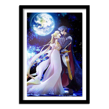 Sailor Moon Diamond Painting