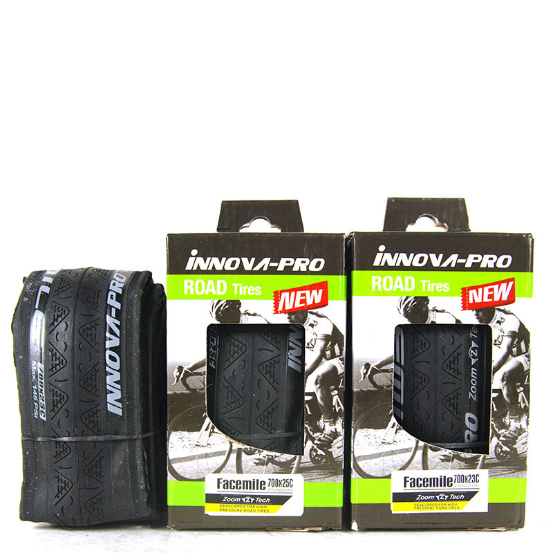 Taiwan INNOVA IA-2322  Ultralight 700*23C Road Bike tires for bicycle 700*25C  Road bicycle tyres bike parts 2 piece / lot