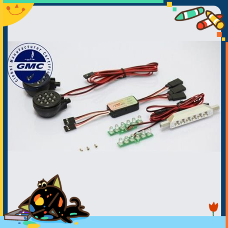 ФОТО Baja LED light kits for 1/5 Hpi baja 5B Parts RC CARS Contain Tail light bracket