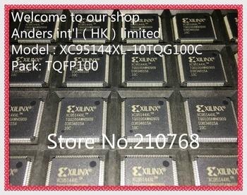 10ピース/ロットXC95144XL-10TQG100C XC95144XL-10TQ100C 10tqg144c tqfp100
