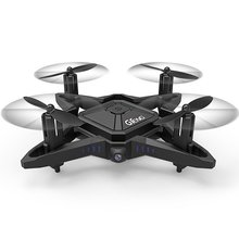 Gteng T911W 2.4G rc Drone with Fixed Height Wifi Real-time Transmission Foldable Headless Mode Quadcopter Drone rc toys Gift