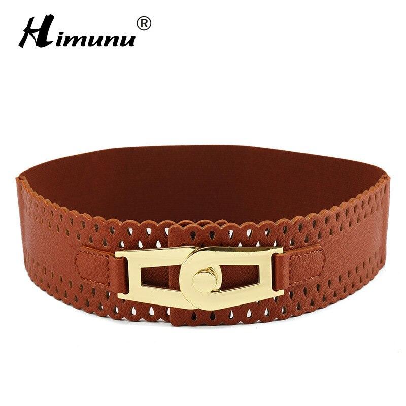 Himunu Wide Hasp Women Belts