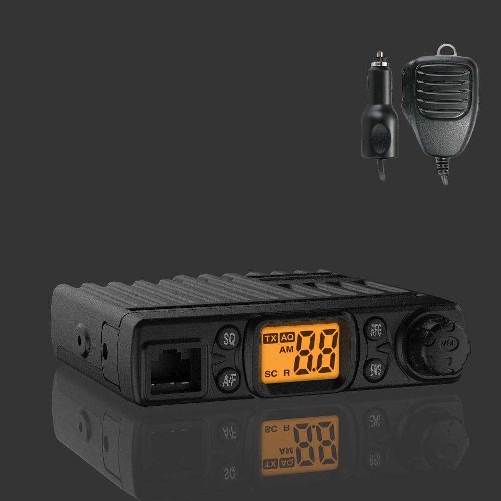 Radio Radio CB-27 CB sans licence avec Microphone système de sonorisation AM 40 canaux Gain RF canal d'urgence instantanée Mobile 9/19