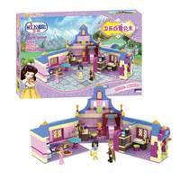 Winner 5004 Genuine 460pcs Princess Snow White Girls Room Building Bricks Blocks minis Educational Girls Toys For Children DIY
