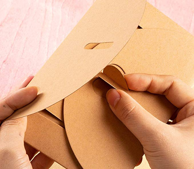 10pcs vintage Kraft paper envelope for invitations gift wedding envelopes decoration stationery paper school mini envelope 3