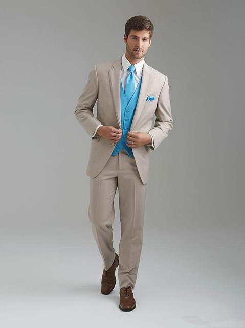 Custom Made Linen Suits Men Fashion Suit Wedding Groom Costume Homme Jacket