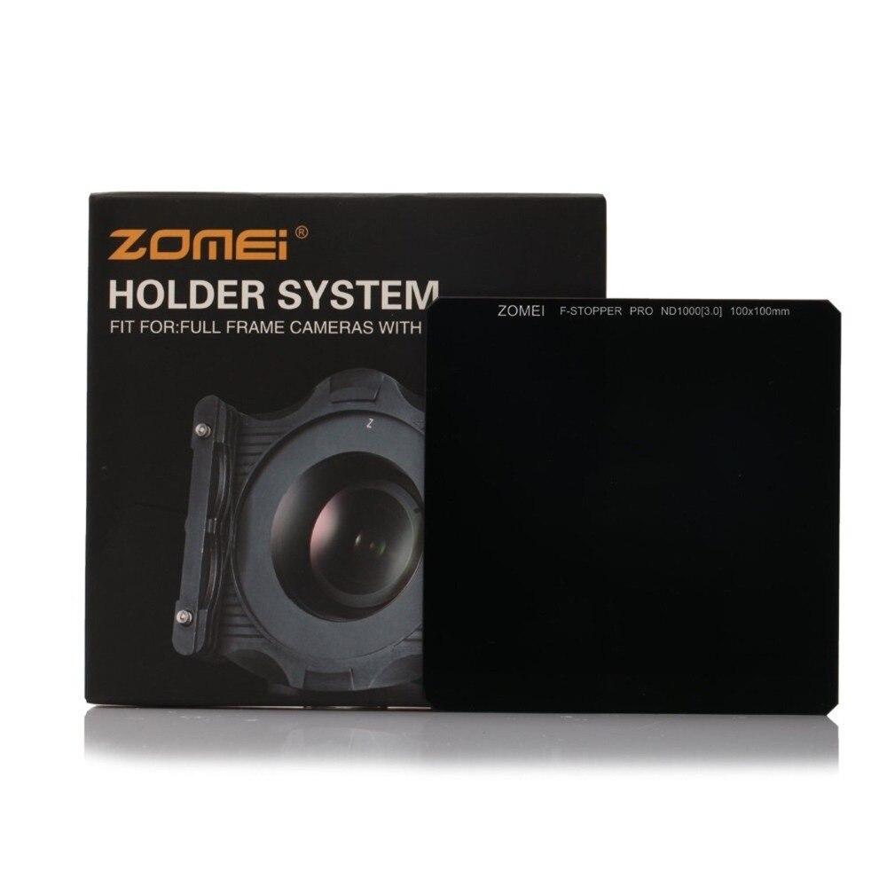 Zomei Ultra Mince HD Multi En Verre Optique à Revêtement ND2 ND4 Densité Neutre Gris ND8 ND64 ND1000 Filtre D'objectif De Caméra