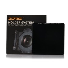 Zomei Ultra Slim HD רב מצופה זכוכית אופטית ND2 ND4 צפיפות ניטראלי אפור ND8 ND64 ND1000 מצלמה עדשת מסנן