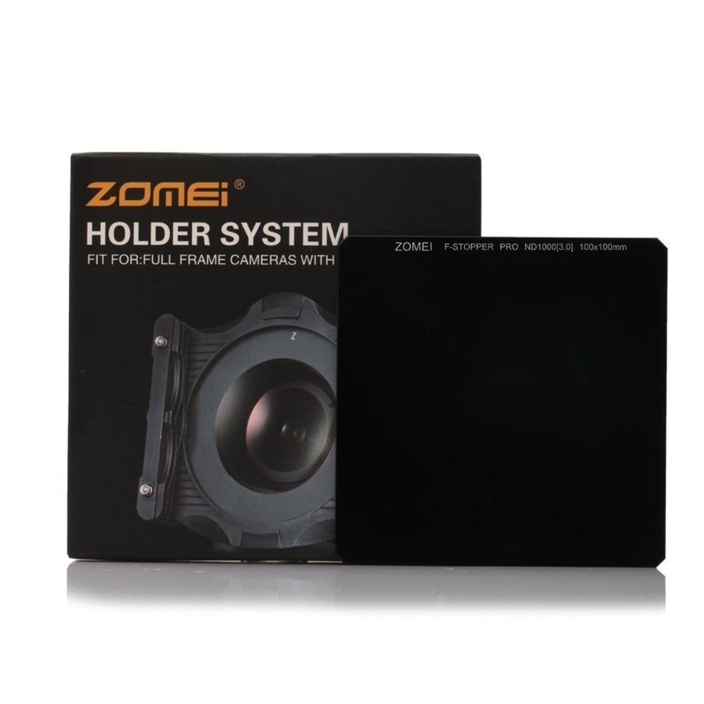 Zomei Ultra Sottile HD Vetro Ottico Multi-rivestito ND2 ND4 ND8 Densità Neutra Grigio ND64 ND1000 Filtro Obiettivo Della Fotocamera
