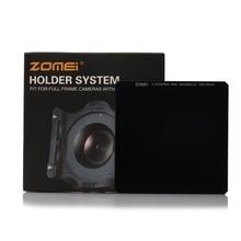 Zomei Ultra delgado HD Multi recubierto de vidrio óptico ND2 ND4 densidad neutra gris ND8 ND64 ND1000 Filtro de lente de cámara