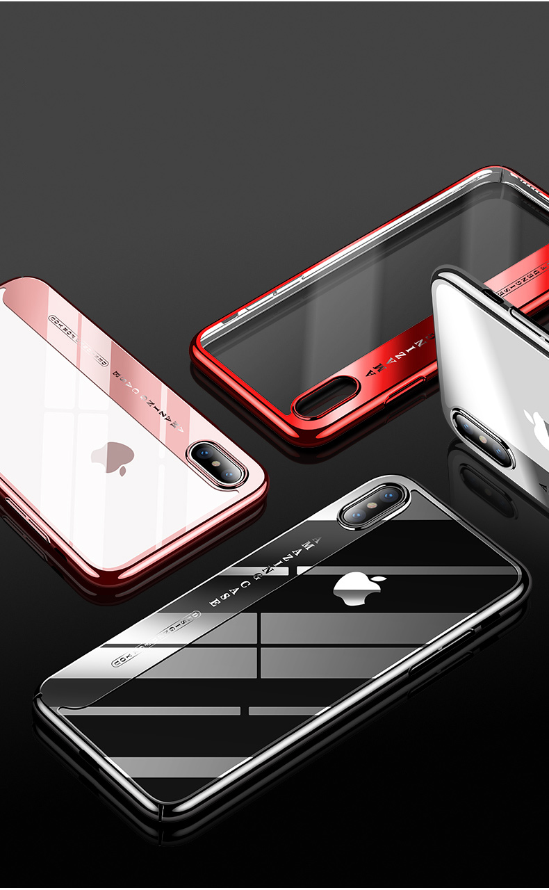 plating case for iPhone X Case (4)