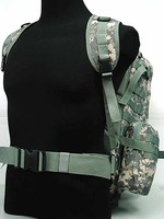 US Tactical Sports Bag Molle Assault Backpack Bag Digital ACU Camo