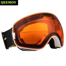New ski goggles double UV400 anti-fog big ski mask glasses skiing men women snow snowboard goggles